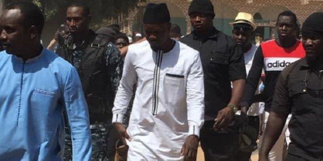 DERNIERES MINUTES : Ousmane Sonko face  au juge