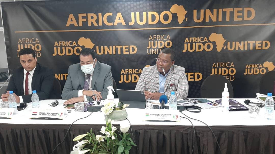 Africa Judo United : « Unissons nos efforts pour développer davantage le judo en Afrique », selon Thierry Siteny