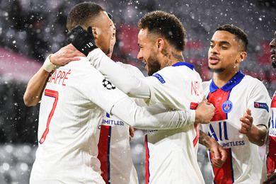 LIGUE DES CHAMPIONS : PSG gagne le Bayern