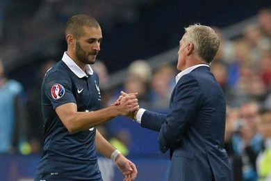 EdF : La liste pour l'Euro avec Benzema !