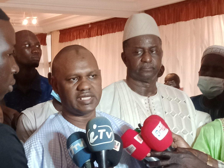 PODOR: Les leaders de Bby pour une nouvelle coalition pesante