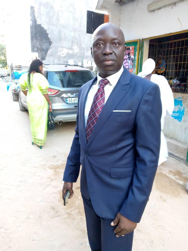 ALIOUNE PRESIDENT DU M.D.R : « Omar Faye M.D.A est parmi les plus grandes force de développement de base au Sénégal  »