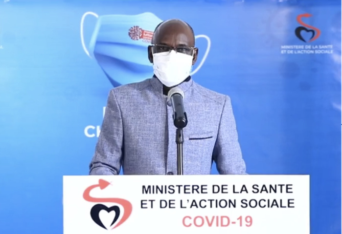 COVID -19 : Le Sénégal  enregistre 4 décès