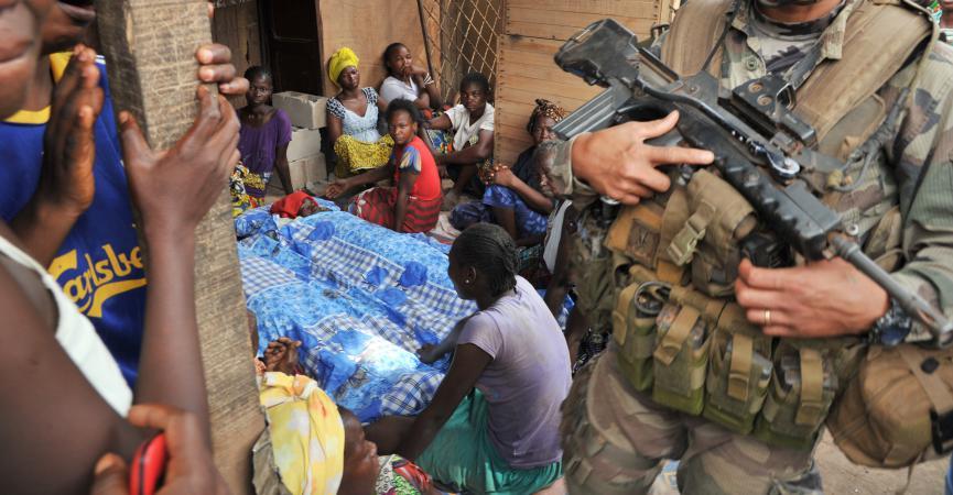 CENTRAFRIQUE: Au moins six civils tués dans l'attaque d'un village par des rebelles