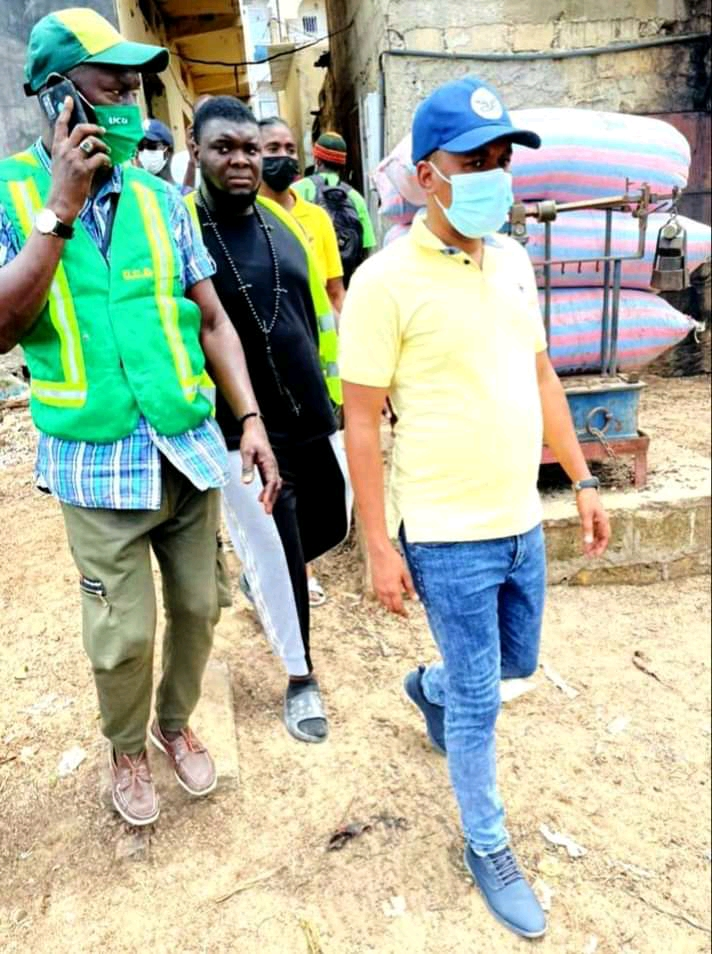 YEUMBEUL SUD : L'UCG poursuit ses opérations de  nettoyage