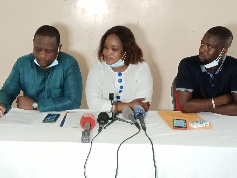 OUAKAM : Les jeunes de la coalition BBY mettent  en garde les responsables politiques