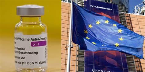 VACCINS COVID-19: AstraZeneca et l'UE annoncent un accord pour mettre fin à leur contentieux