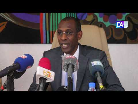 ABDOULAYE DAOUDA DIALLO  SUR  LA TAXE DE 3% PRELEVEE DES IMPORTATIONS : «  Elle est  destinée à améliorer les conditions de travail des agents de la Douane »