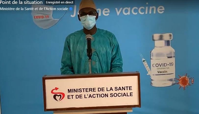 COVID-19 AU SENEGAL : 01 décès et 10 cas graves
