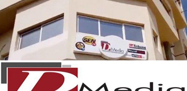AFFAIRE DE FISC : Un huissier et un avocat accompagnés des gendarmes dans les locaux de D-Média
